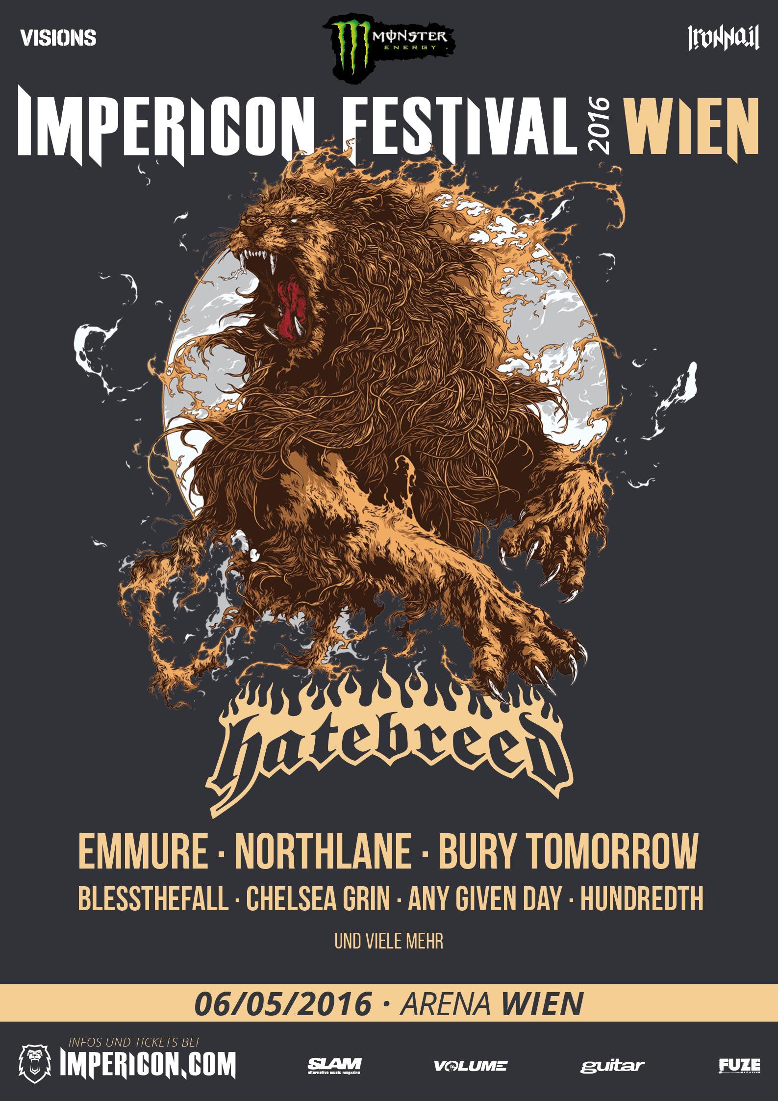 Northlane Band Tour