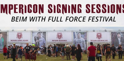 Signing Sessions With Full Force 2016