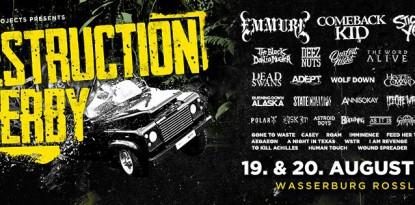 Destruction Derby 2016