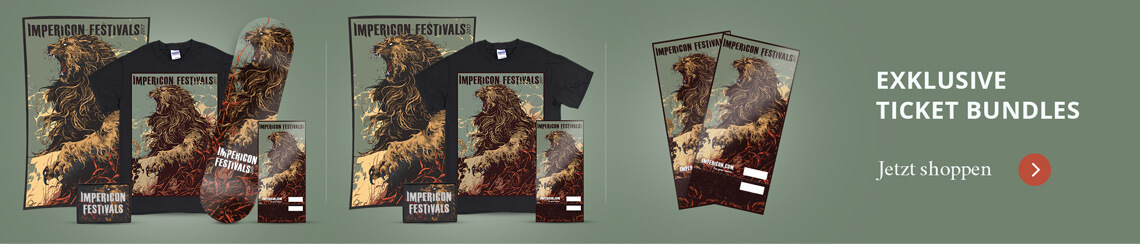 Tickets Impericon Festivals 2017