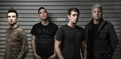 Interview Anti Flag