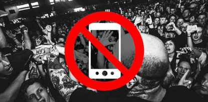 Smartphone Verbot Impericon Festivals