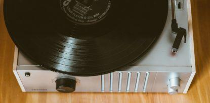 High Definition Schallplatten
