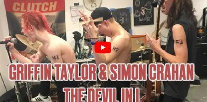 Slipknot Söhne The Devil In I