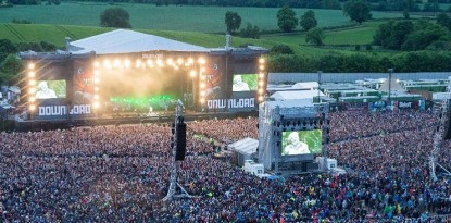 stage times announced