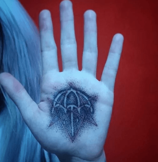 Call Yourself A Bring Me The Horizon Fan? Is Your Tattoo ... Bring Me The Horizon Sempiternal Logo Tumblr
