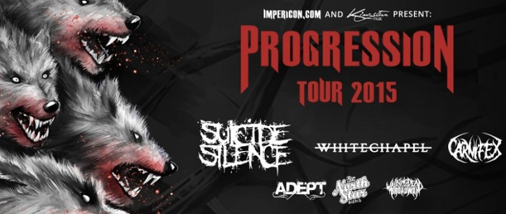 Progression Tour