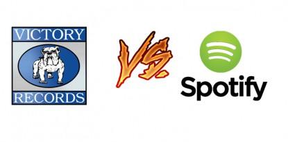 Spotify Victory