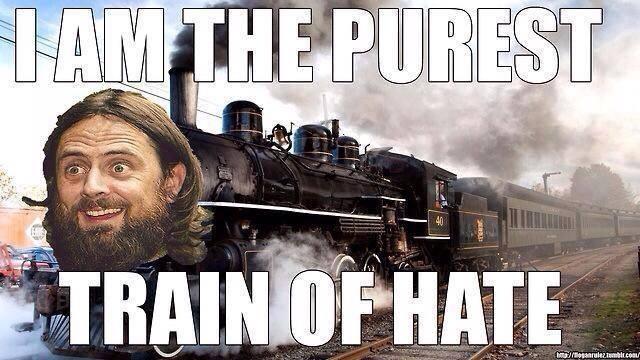 Thy Art Is Murder Train Of Hate