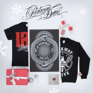 Parkway Drive Impericon Adventskalender