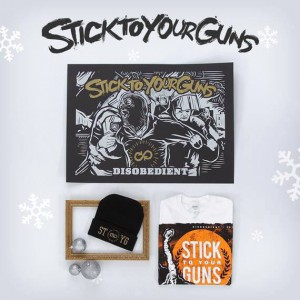 Stick To Your Guns Impericon Adventskalender