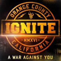 Ignite A War Against You Cover