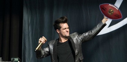 Panic! At The Disco Super Bowl