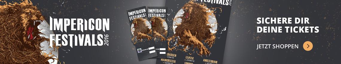 Impericon Festivals Tickets