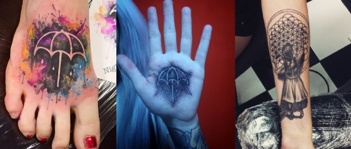 Die Besten Bring Me The Horizon Tattoos Impericon Magazin