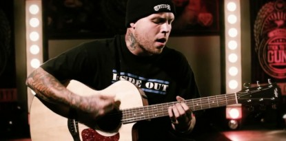 Stick To Your Guns Acoustic