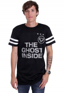 The Ghost Inside Jersey