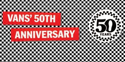 50 Jahre Vans