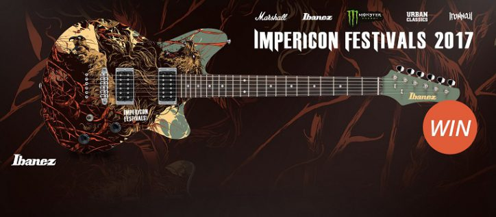 Impericon Festivals Gewinnspiel