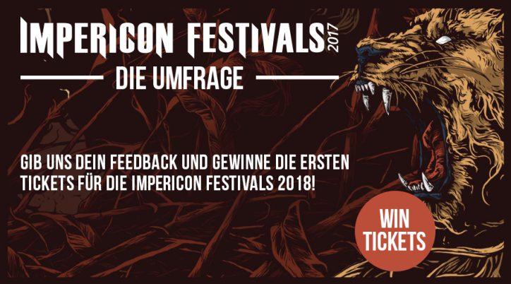 Impericon Festivals 2017 Umfrage
