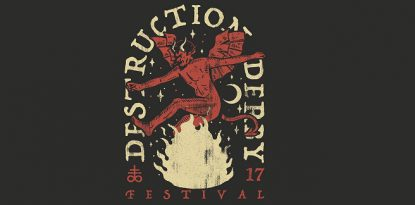 Destruction Derby neue Location