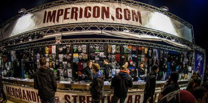 Impericon Stand Festivals