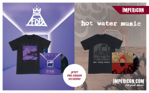 Preorder Hot Water Music