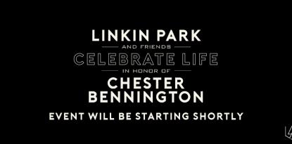 Linkin Park Memorial Show Stream