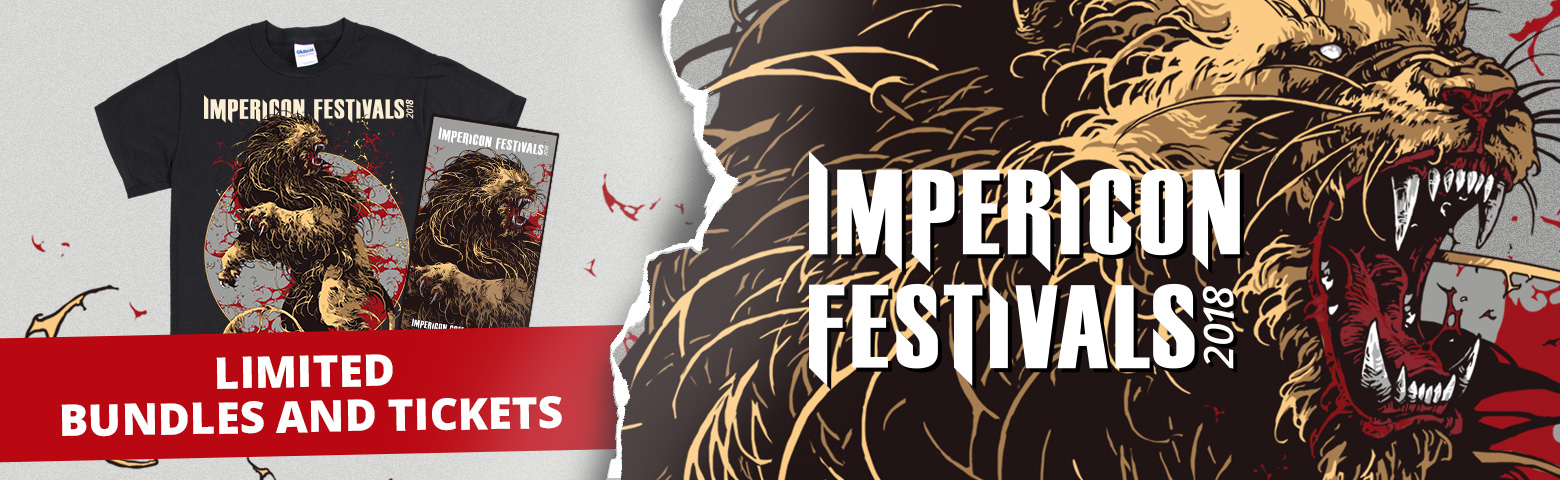 Impericon Festivals 2018 Tickets