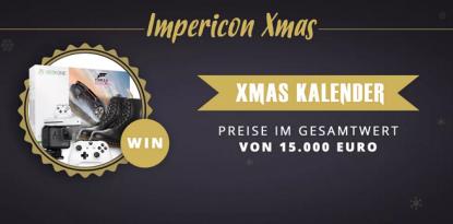 Impericon Adventskalender Gewinner