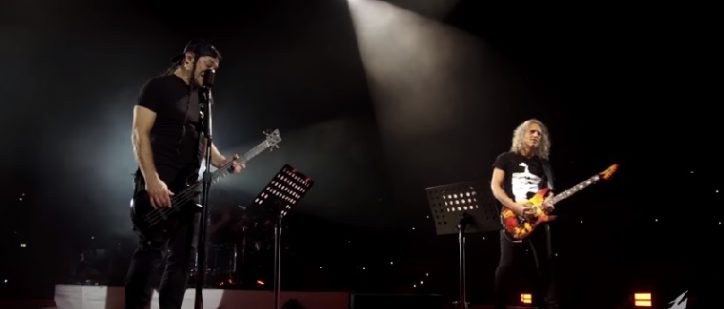 Metallica Marmor Stein und Eisen Bricht