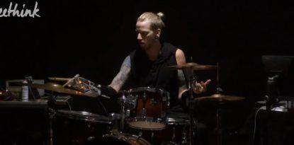 Roboter-Drummer