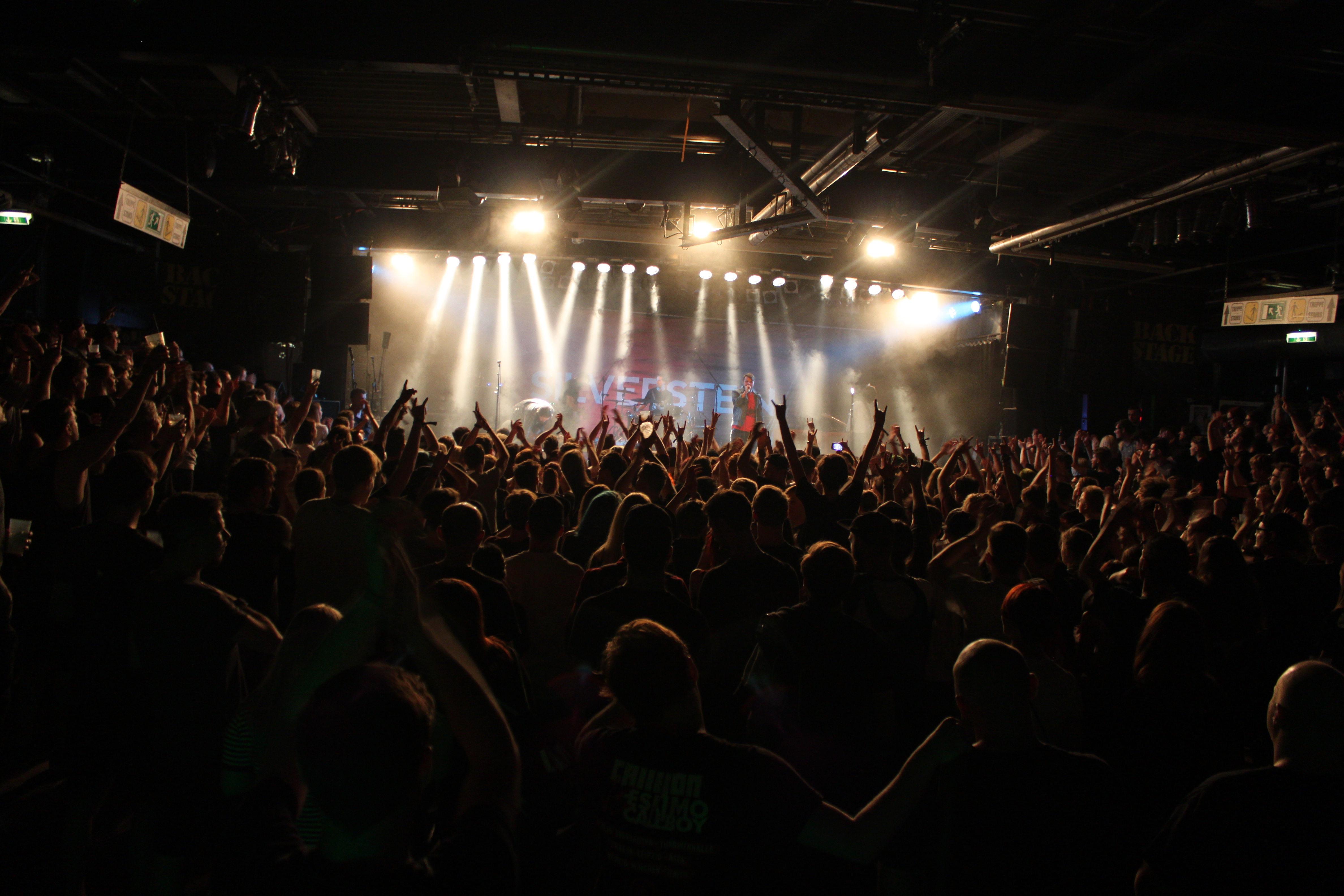 Silverstein Impericon Festivals München
