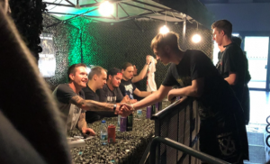 Signing Session Heaven Shall Burn