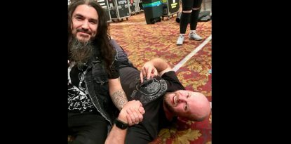 Machine Head Konzertunfall