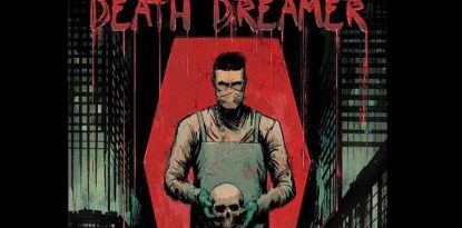 Death Dreamer Comic