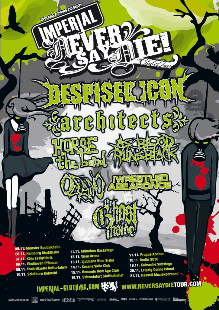 Never Say Die! Tour 2009