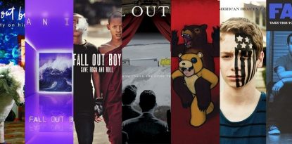 Fall Out Boy Album Ranking