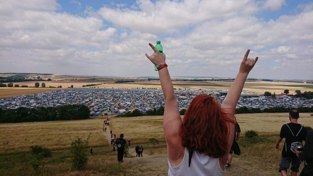 Impericon-Festivalreporter Highfield
