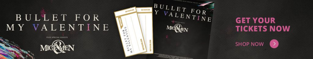 Tickets Bullet For My Valentine Tour