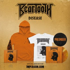 Beartooth DISEASE Preorder