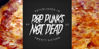 Pop Punk's Not Dead Instagram