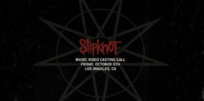 Slipknot Musikvideo Casting
