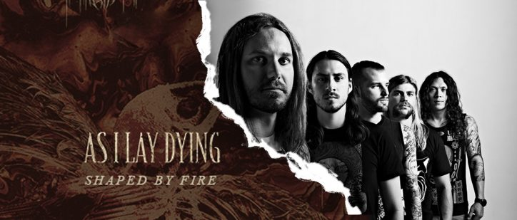 As I Lay Dying shaped by fire tour