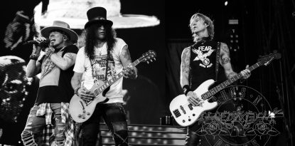 Guns N'Roses live