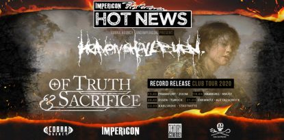 Heaven Shall Burn Record Release Club Tour