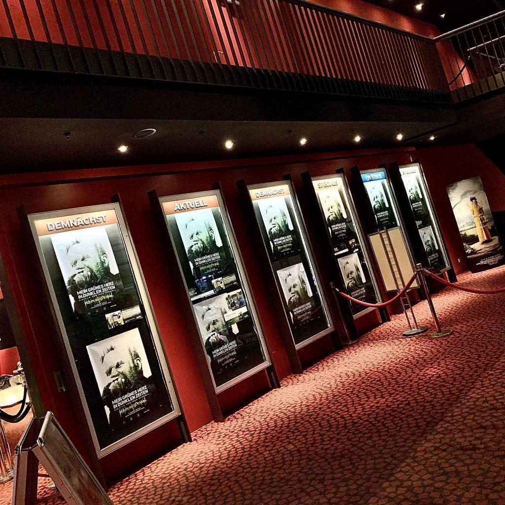 Cinestar Heaven Shall Burn Premiere Mein Grünes Herz in Dunklen Zeiten