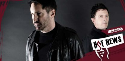 Nine Inch Nails Doppelalbum