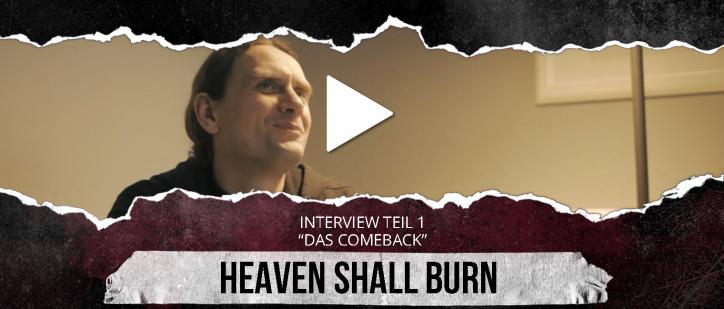 Heaven Shall Burn Interview