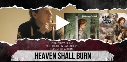 Mike Heaven Shall Burn